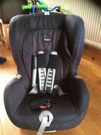 BRITAX Duo Plus ISOFIX Car Seat for child aged 1-4