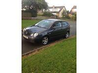 2003 VW polo 1.2 petrol long mot low milaga 93k ,3owner