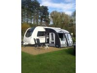 Caravan Awning Kampa Rally Air Pro 260