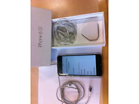 iPhone 6s 32gb Unlocked, Silver, 5 months old