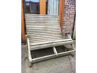 DOUBLE ROCKER BENCH made by PEPE