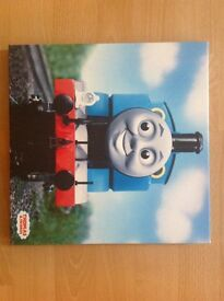 Thomas the Tank Engine Kids Bedroom Canvas Pictures
