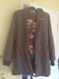 Roxy woman winter coat size 10