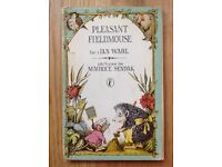 Pleasant Fieldmouse by Jan Wahl published in 1976