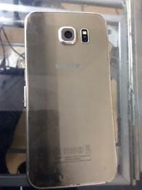Samsung galaxy s6(32gb) Gold
