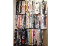 Large Dvd bundle