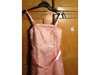 Girls bridesmaid dress 11 years