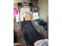 York Fitness Z16 Treadmill, used but in good condition