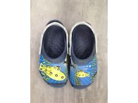 Kids original Crocs, size C12-13