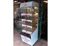 PATISSERIE BAKERY CAKE DISPLAY CABINET COMMERCIAL CAFETERIA KITCHEN SHOP CATERING CANTEEN RESTAURANT