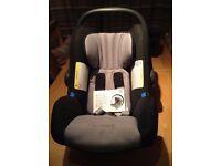 Audi Baby Car Seat