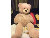 Large teddy good condition