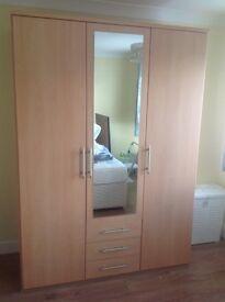 Bedroom Furniture & Double Bed