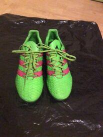 Adidas AstroTurf football boots -Size 8