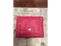 Radley Pink Leather Purse