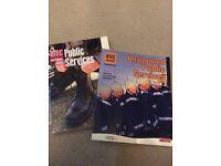 BTEC national Public Services books
