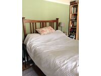 Vintage double bed for sale £75