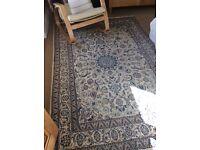 Wool rug 240 x 155 cm