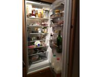 NEFF INTEGRATED LARDER FRIDGE WITH FULL INSTRUCTIONS