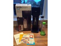 Black boxed Sodastream Play for sale, barely used