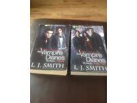 Vampire Diaries books for sale