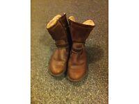 Women's Size 5 Brown Josef Seibel Boots