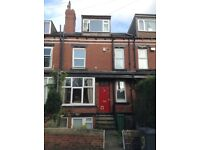 FURNISHED CHARACTERFUL & SPACIOUS 3 BED 2 BATH TERRACE WITH SUNNY GARDEN & OPEN OUTLOOK OVER TREES!