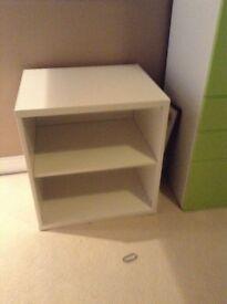 IKEA children's storage unit for a bedroom