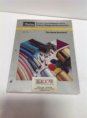Parker Parflex Thermoplastic Hose Manual 4660