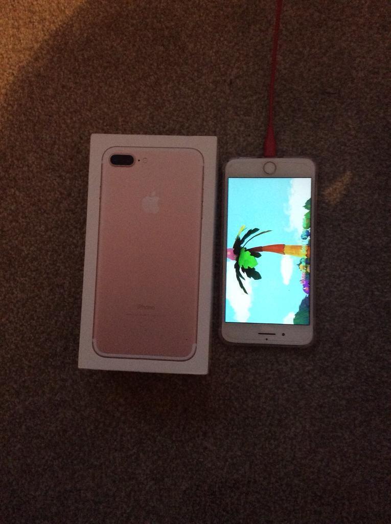 iPhone 7 Plus unlocked good condition