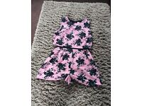 Small Women's/teenager Playsuit
