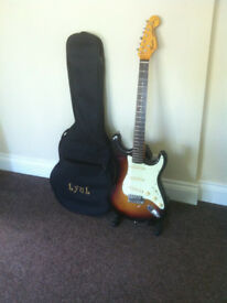 Strat / Stratocaster type guitar - copy / replica