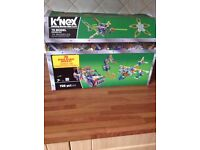 Box of KNEX for sale