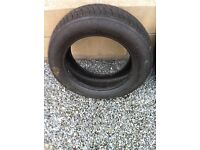 avon tyre used, vw starter motor and alpine cd player and locking wheel nuts