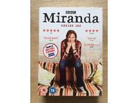 Miranda boxset series 1 and 2