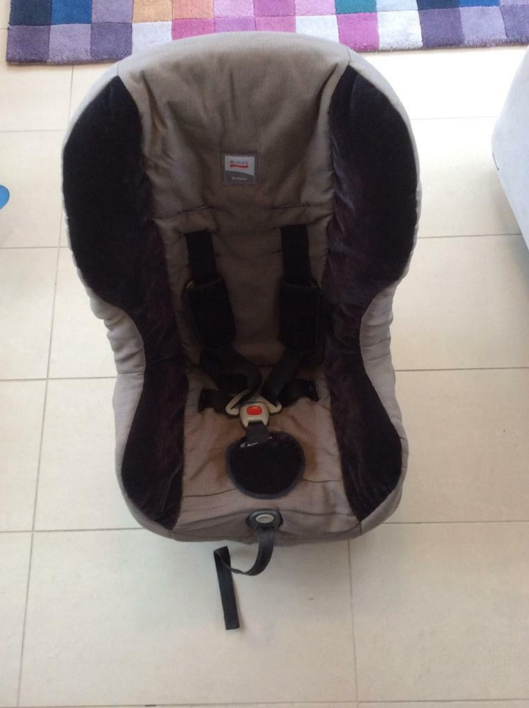 Britax Eclipse Car Seat Good Condition Suitable Approx 9 Months 4 Years Old