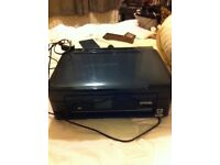 Epson printer and scanner with wifi