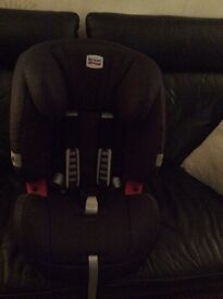 Nearly Britax Car Seat. - Stages 1 to 3