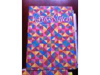 Cross stitch Magazines-Free