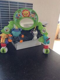 Fisher Price Deluxe stroller activity centre