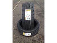 255 35 19 92Y PIrelli RFT BMW Brand New X 2 Runflat