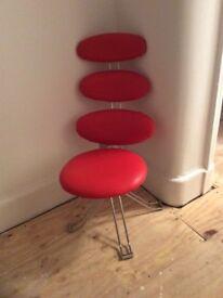 One off designer chair