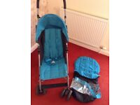 Mama's & Papa's Pushchair - umbrella included - £25