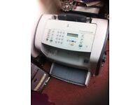 HP Laserjet m'1319fFax, printer and copy machine all in three
