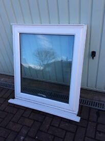 Pvcu Double glazed window