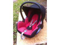maxi-cosi car seat - group 0