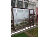 Pvc window
