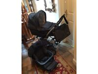Mamas & papas pram and pushchair lots of extras