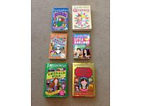 Selection of Jacqueline Wilson books