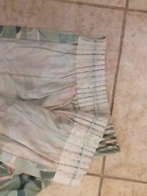 This pair of curtains have been used but are in very good condition.